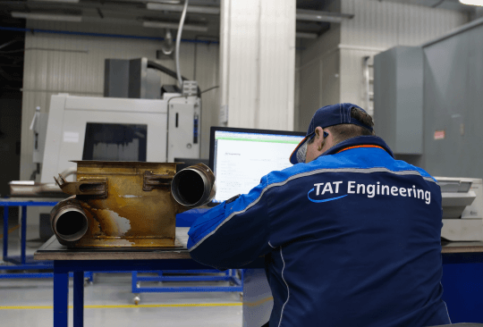 EASA пролонгировало срок сертификата Part 145 компании TAT Engineering