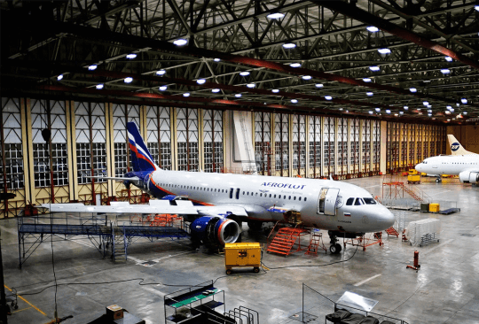 S7 Technics completes redelivery check for Aeroflot and Rossiya Airlines