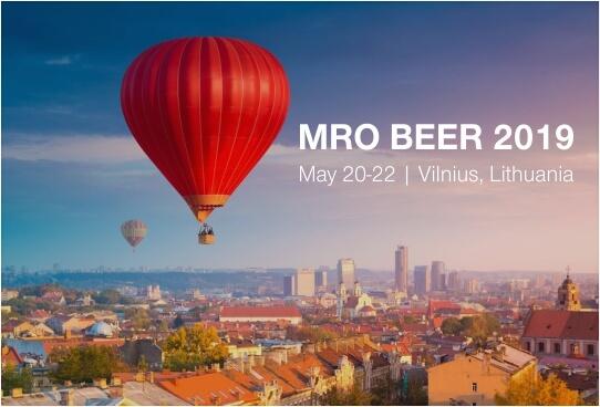 S7 Technics едет в Литву для участия в MRO BEER 2019