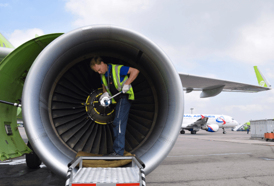 S7 Technics shares its aero engine cleaning experience with airlines