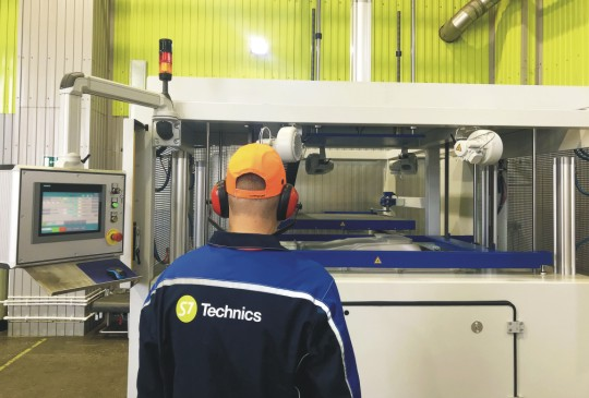 S7 Technics finds new method to produce plastic components
