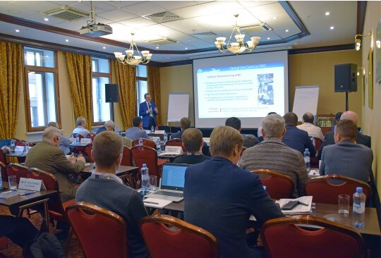 Digitalisation of aircraft operations the focus of S7 Technics and IATA seminar