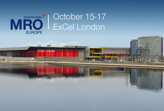 S7 Technics to exhibit at London's MRO Europe 2019 event