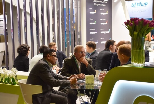 S7 Technics приняла участие в ключевом отраслевом форуме MRO Russia & CIS 2020
