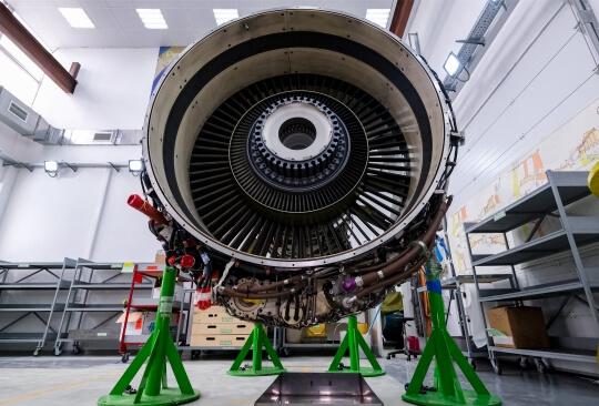 S7 Technics представляет первое в России производство по капитальному ремонту двигателей и ВСУ