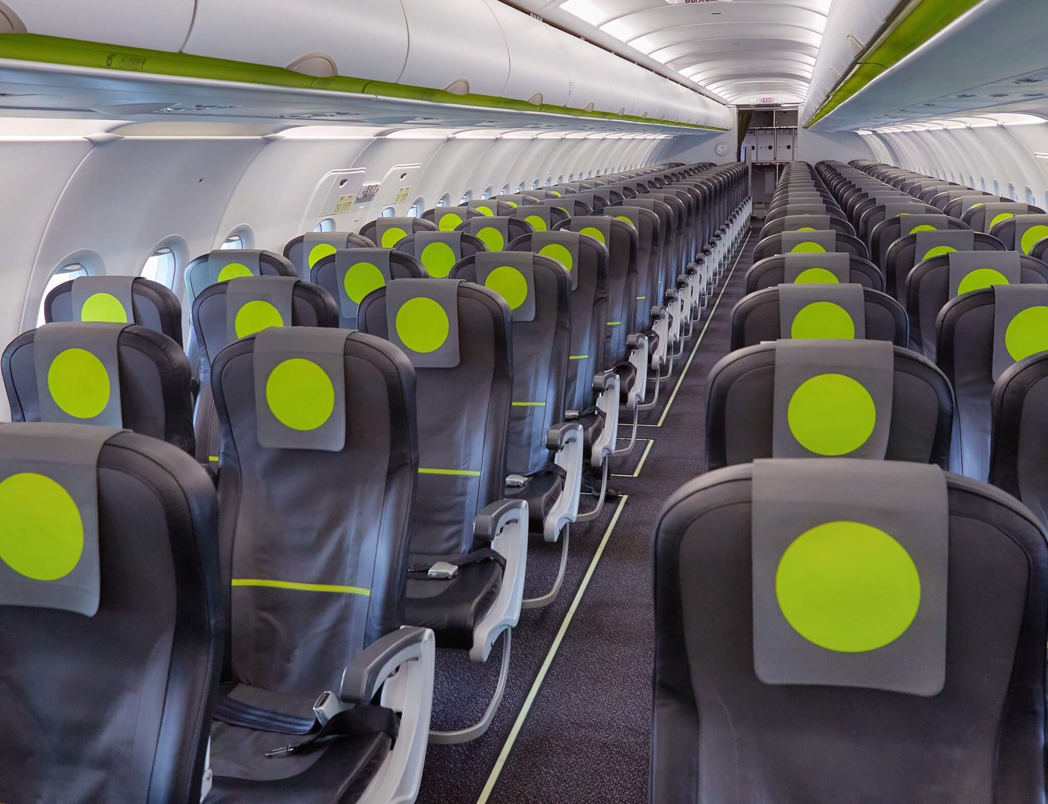 S7 Technics launches production of polyurethane foam cushions for aircraft seats